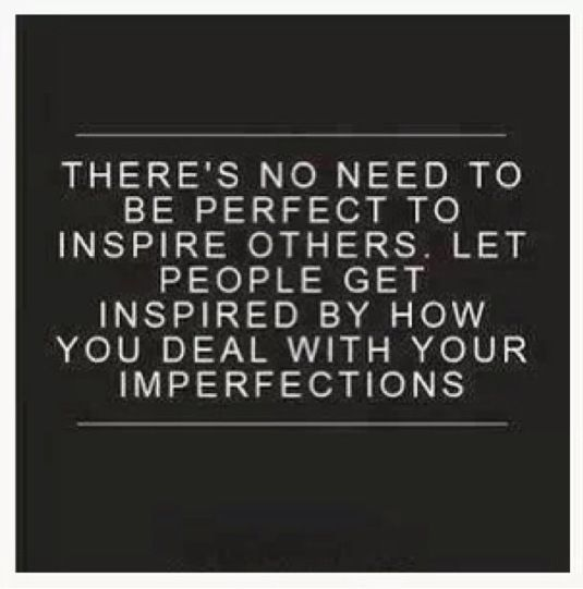 Mantra Monday: Perfectly Imperfect